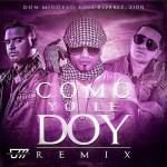 Don Miguelo Ft Zion & J Alvarez – Como Yo Le Doy (Official Remix) (iTunes)