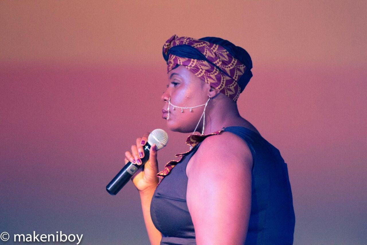 Rutendo Denise; Spoken Word Artist