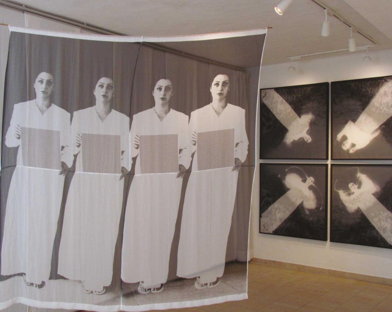 H-ABITO, installazione, Federica Gonnelli, 2012
