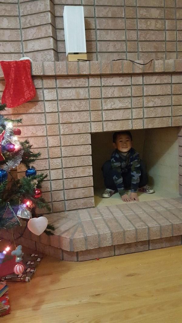 christmas, jeremy, chimney