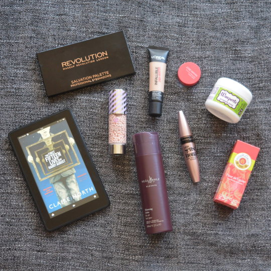 April '15 Beauty And Lifestyle Favourites