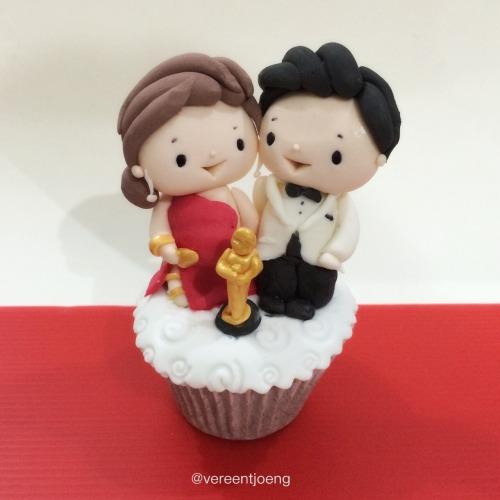 Cumbercupcake: Mr and Mrs Cumberbatch at the Oscars red carpet!