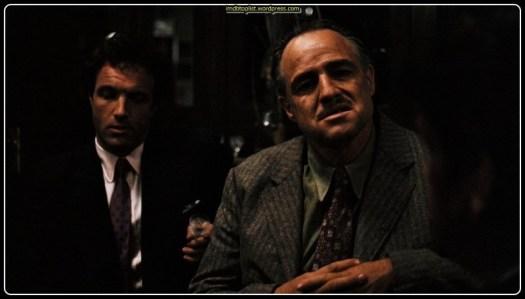 ABD, The Godfather, Baba, Francis Ford Coppola, Marlon Brando, Don Vito Corleone, Al Pacino, Michael Corleone, 175 Dak.