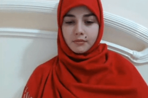 #MuslimTeen #flashing her #tits on #skype – #hijabporn