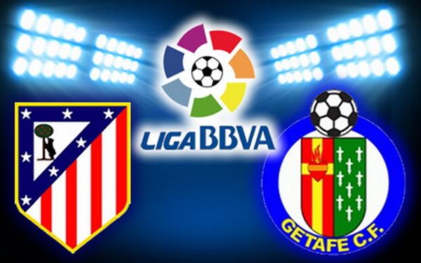 Atlético de Madrid vs Getafe CF(2-0) | Liga BBVA 2015-16 | Jornada 5 (22/09/2015)ATLÉTICO DE MADRID: OBLAK; JUANFRAN, SAVIC, GODÍN, SIQUEIRA; GABI, SAÚL, ÓLIVER, CARRASCO; GRIEZMANN Y FERNANDO TORRES.GETAFE: GUAITA, DAMIAN, VERGINI, ALEXIS, VIGARAY; JUAN RODRÍGUEZ, MEDRAN, PEDRO LEÓN, VICTOR, LAFITA Y SCEPOVIC.MARCADOR: 1-0, MIN. 4, GRIEZMANN. 2-0, MIN. 90, GRIEZMANNÁRBITRO: ÁLVAREZ IZQUIERDO. AAntoine Griezmann(4')/(90')—Dos goles del francés (4' y 90') firmaron la victoria en el Calderón. Antoine Griezmann abre y cierra Dos goles de Griezmann da una importante victoria al Atlético frente al Getafe.Torres se quedó sin sus 100Fernando Torres fue una de las novedades en el once de Simeone. El Niño fue titular y buscó su gol 100 en partidos oficiales con el Atlético de Madrid. No lo consiguió y su cuenta sigue a 99. El delantero peleó en el ataque y generó espacios.