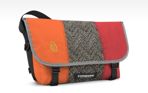 If I'm commuting via bus everyday, can I upgrade my bag then to accommodate? Please? (BTW: how did I not know you could recycle a Timbuk2 bag and get 20% off your purchase?! Huzzah!)