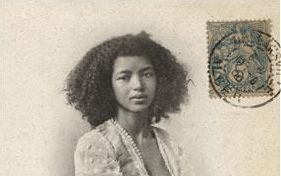 Woman from the Oran Province, Algeria, 1906