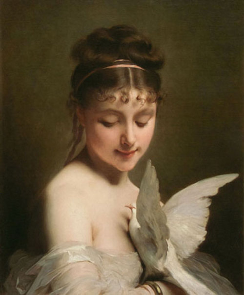 Image result for painting of a dove