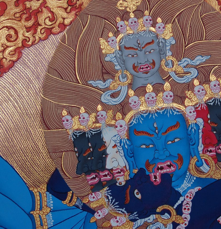 Хеваджра-тантра | Еше Другпа - Cуть и смысл тибетского буддизма