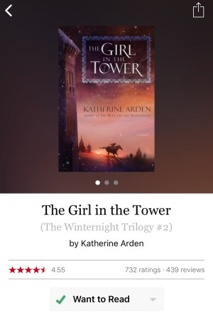 New Release: Girl in the Tower