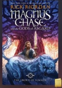 Book Review: The Sword of Summer (Magnus Chase #1)