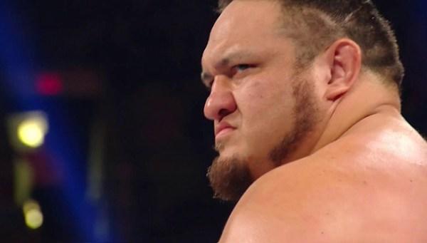 Samoa Joe Injury Forces Changes To RAW   411MANIA