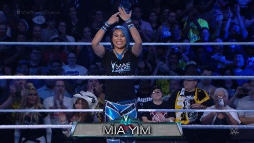 Image result for mae young classic mia yim
