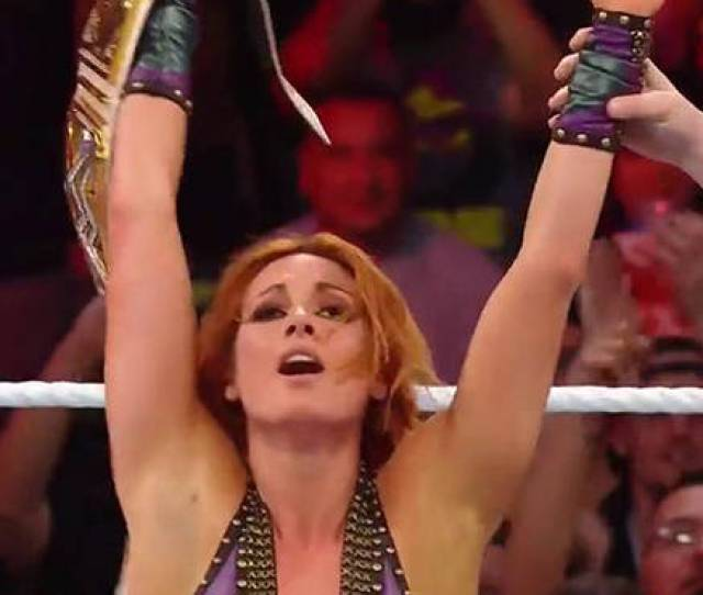 Becky Lynch Hell In A Cell