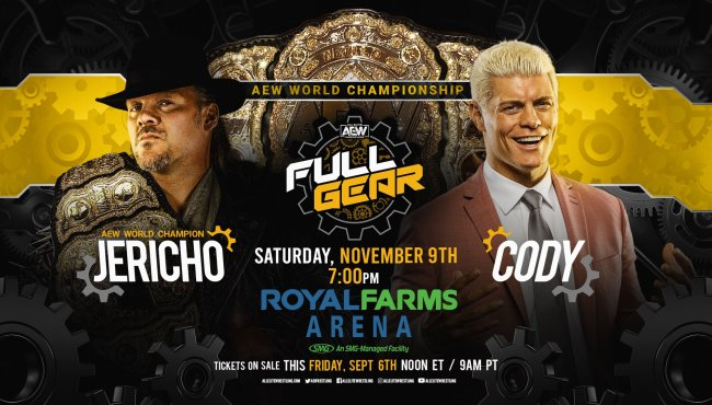 Cody Says He May Not Get Title Shot Against Chris Jericho