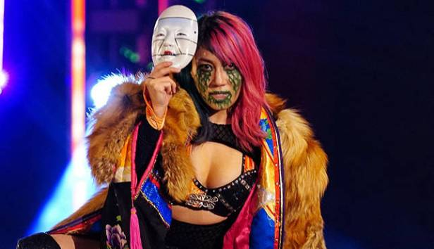 Asuka Reveals Injury Update After Making Return On RAW