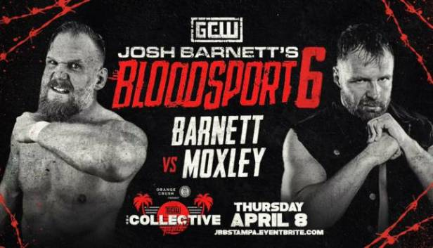Hamilton's GCW Josh Barnett's Bloodsport 6 04.08.2021 Review   411MANIA