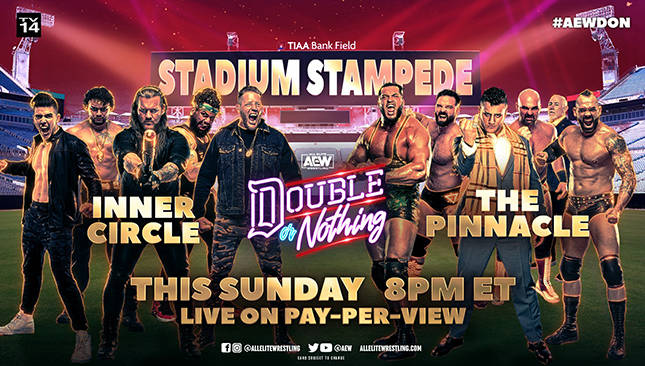 411's AEW Double or Nothing 2021 Preview | 411MANIA