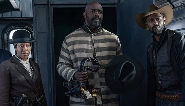 New Trailer For Netflix's Idris Elba-Starring Western The Harder They Fall    411MANIA