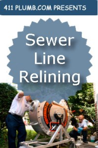 Sewer Line Relining
