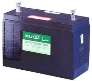 Zoeller Aquanot Battery