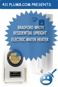 Bradford White Residential Upright Electric Water Heater Review