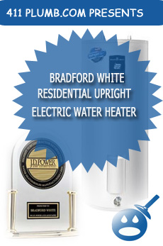 Bradford White Residential Upright Electric Water Heater