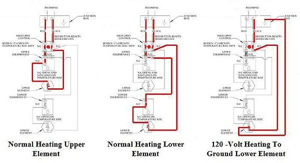 120 Volt Water Heater Wiring Diagram - Wiring Diagram SchemasWiring Diagram Schemas