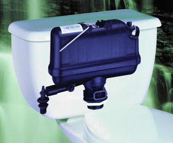 Sloan Flushmate Pressure Assisted Toilet Review