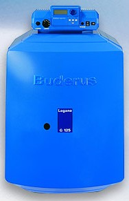 Buderus G125BE and GB125BE Oil Fired Boiler Review