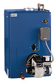 Dunkirk DPFO EV Water Series Oil Fired Boiler Review