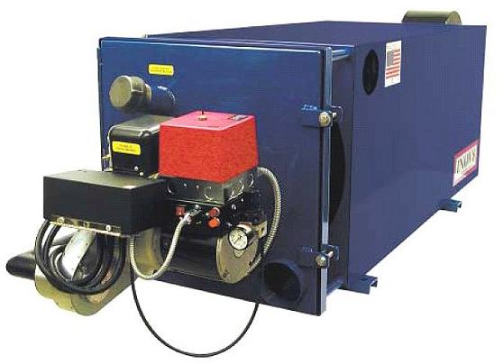 Inov8 F-125 waste Oil Furnace