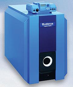 Buderus Logano G215 Oil/Gas Fired Boiler