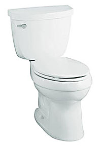 Kohler Cimarron Complete Solution Toilet K-11451 Review