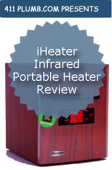 iHeater Infrared Portable Heater Review