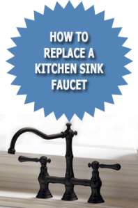 How To Replace A Kitchen Sink Faucet