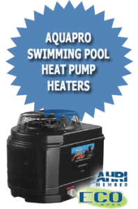 AquaPRO Swimming Pool Heat Pump Heaters
