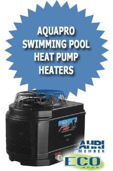 AquaPRO Swimming Pool Heat Pump Heaters