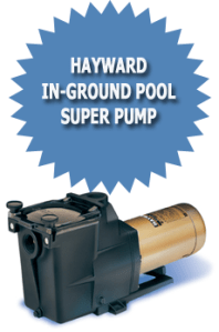 Hayward In-Ground Pool Super Pump