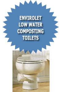 Envirolet Low Water Composting Toilets