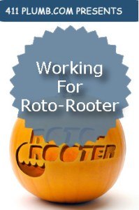 Working For Roto Rooter