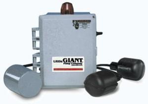 Little-Giant-Duplex Pump Control With Alarm
