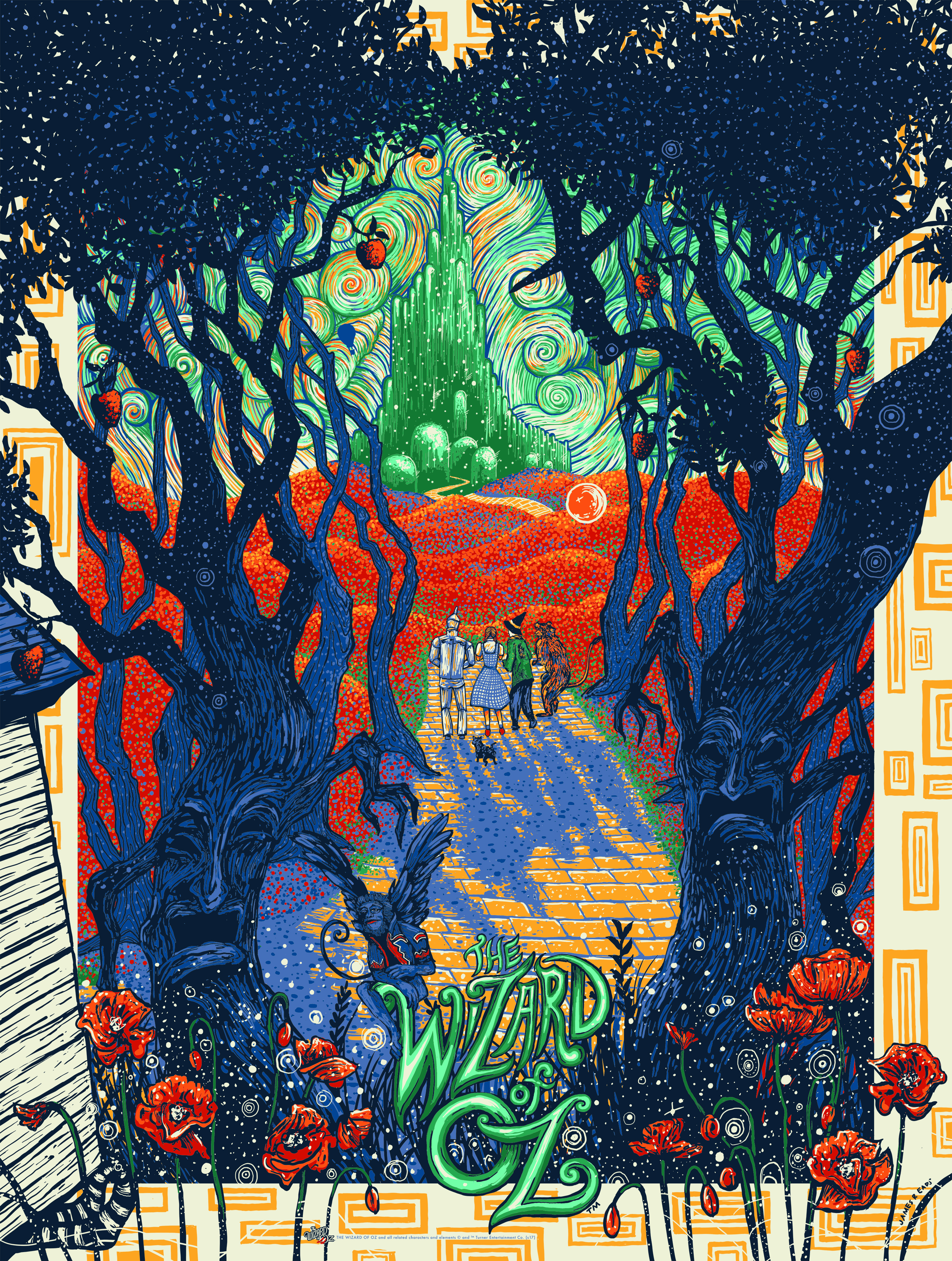 """The Wizard of Oz"" by James R Eads"
