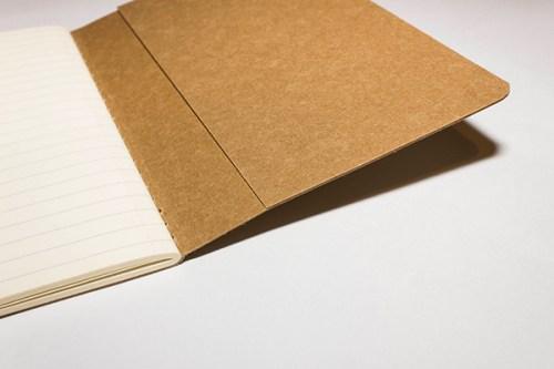 Moleskine folder