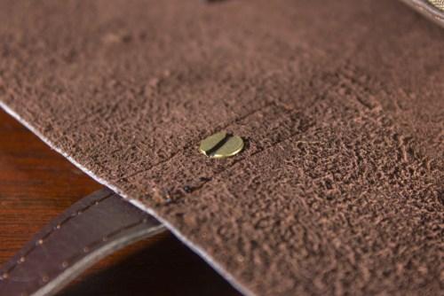 rivet closeup