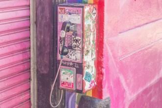 vibrant payphone