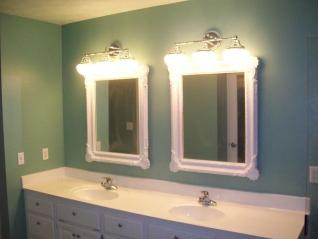 Paint, Painter, Springfield MO, Bathroom, Painting Contractor