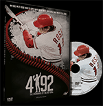 Pete Rose Movie 4192 DVD