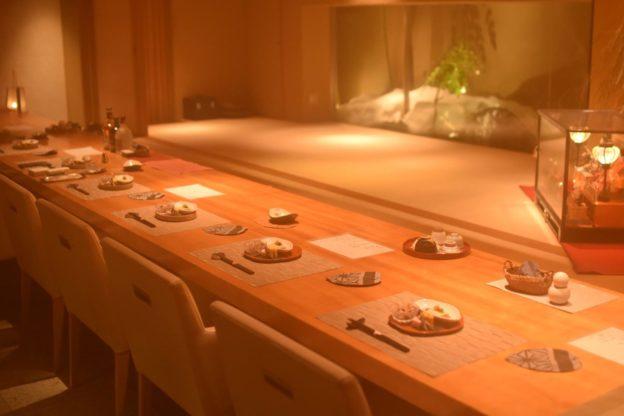 芸姑さんがいらした金沢の片町の割烹料理店貴久美
