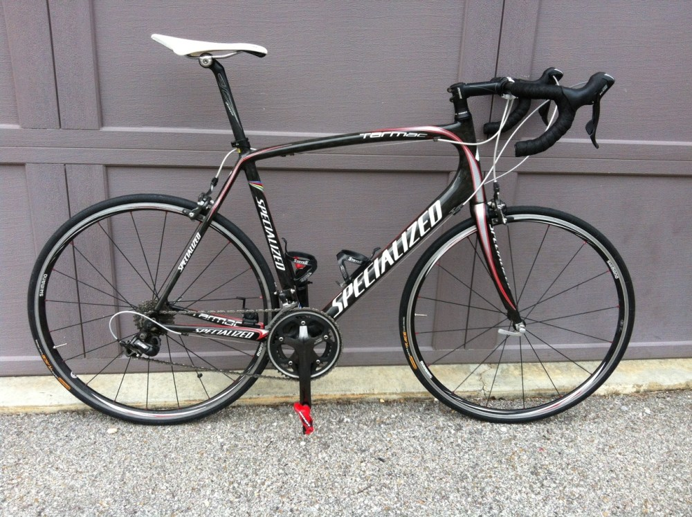 Specialized Tarmac Comp - long term review (1/4)